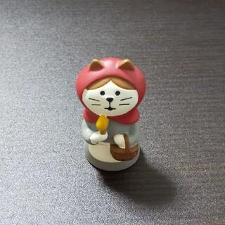 コンコンブル concombre マッチ売り 少女 猫 ネコ ねこ おとぎ話(置物)