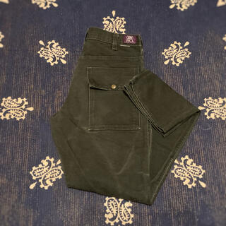 90's〜 GUNG HO ブラック ダック パンツ MADE IN USA