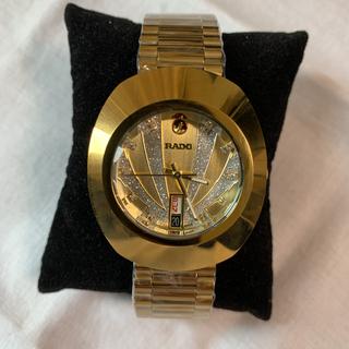ラドー(RADO)のRADO ラドー DIASTAR ダイアスター 自動巻き デイデイト(腕時計(アナログ))