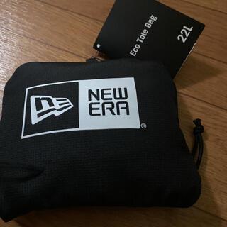 NEW ERA - NEWERAエコバッグブラック