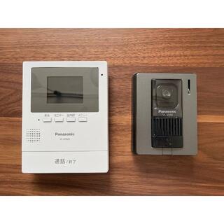 【美品】Panasonic ドアホン VL-MZ25、カメラ VL-V566