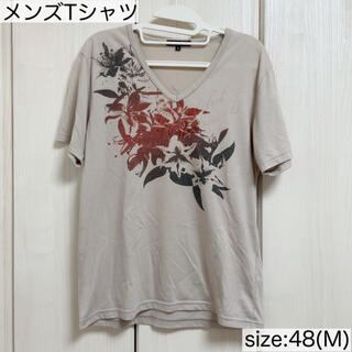 ミッシェルクラン(MICHEL KLEIN)のTシャツ ミッシェルクラン メンズ 半袖(Tシャツ/カットソー(半袖/袖なし))