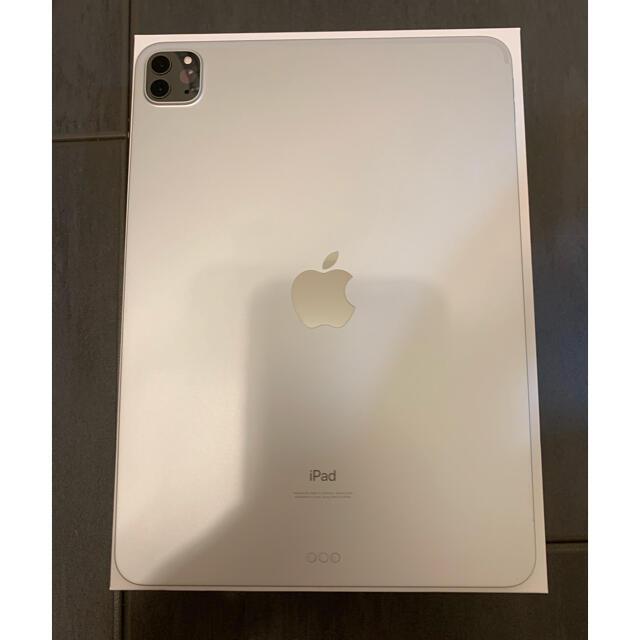 Apple(アップル)のApple iPad Pro 2020 11 第二世代 128GB Wifi スマホ/家電/カメラのPC/タブレット(タブレット)の商品写真