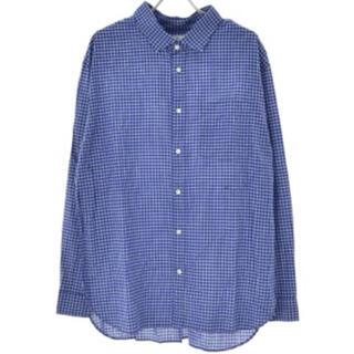 GYMPHLEX - ジムフレックス チェックシャツ
