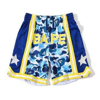 アベイシングエイプ(A BATHING APE)のA bathing ape バスケット パンツ (その他)