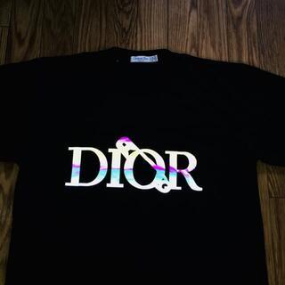 ディオール(Dior)の DIOR Tシャツ(Tシャツ/カットソー(半袖/袖なし))