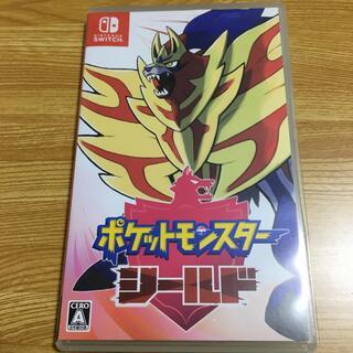 ポケモン(ポケモン)のポケットモンスター シールド Switch(家庭用ゲームソフト)