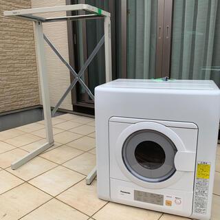 パナソニック(Panasonic)の送料込みW◇188 パナソニック 衣類乾燥機 NH-D503 スタンド付き(衣類乾燥機)