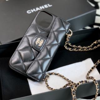シャネル(CHANEL)のシャネル iPhone 12 Pro MAX クラシック ケース(iPhoneケース)