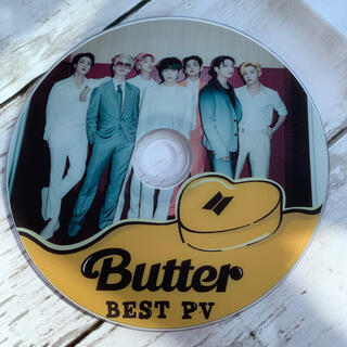 防弾少年団(BTS) - BTS 2021 BEST PV COLLECTION BUTTER DVD💓