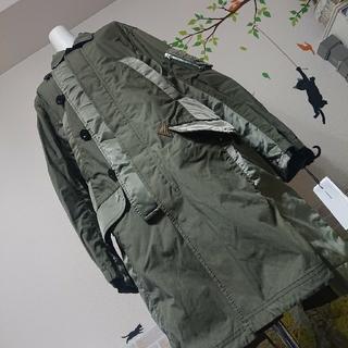 sacai - sacai サカイ 新品 今期 ドッキング モッズコート ミリタリージャケット