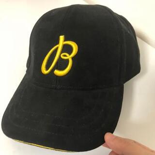 ブライトリング(BREITLING)の【新品 未使用】ブライトリング キャップ 帽子 黒(キャップ)