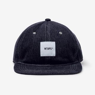 W)taps - 黒 WTAPS  T-6H 01 / CAP / COTTON. DENIM