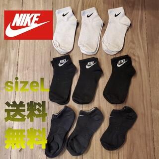 NIKE - nike socks size L