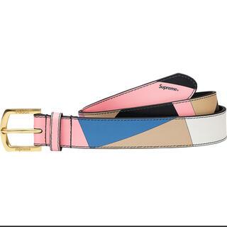 シュプリーム(Supreme)のSupreme®/Emilio Pucci® Belt L/XL(ベルト)