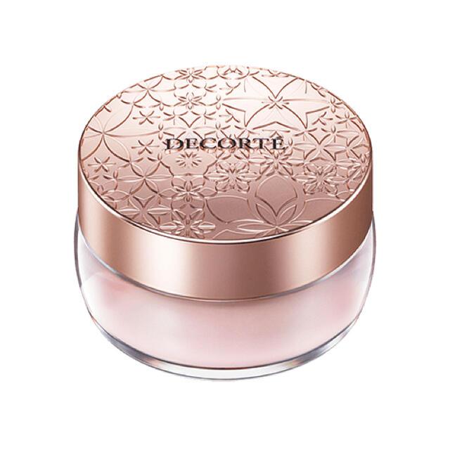 COSME DECORTE(コスメデコルテ)の【新品】コスメデコルテ フェイスパウダー 80 glow pink 20g コスメ/美容のベースメイク/化粧品(フェイスパウダー)の商品写真