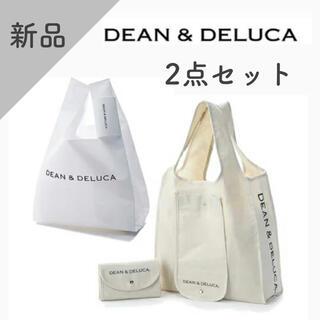 DEAN & DELUCA - 【新品】DEAN & DELUCA  エコバック 2個セット