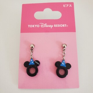 Disney - ピアス ミッキー