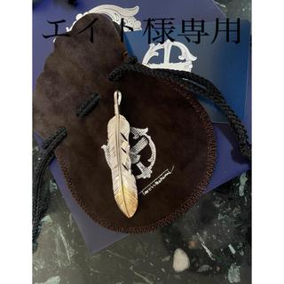 goro's - 鷲見太郎オールドフェザー先金トップ01銀巻