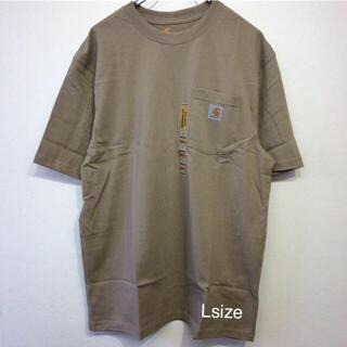 カーハート(carhartt)のカーハート t-シャツ L K87 デザート US規格(Tシャツ/カットソー(半袖/袖なし))