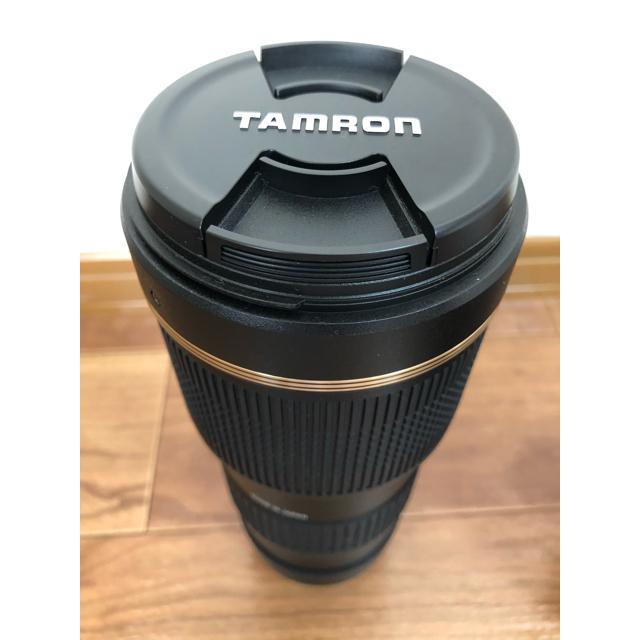 TAMRON(タムロン)の美品☆タムロン SP AF70-200 f2.8DI LD MA(A001E)☆ スマホ/家電/カメラのカメラ(レンズ(ズーム))の商品写真