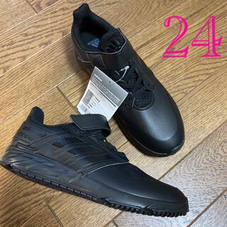 adidas - 新品/24センチ/アディダスファイト/スニーカー/adidas/キッズ ジュニア