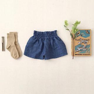 Caramel baby&child  - soor ploom Coco Shorts Chambray
