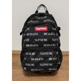 シュプリーム(Supreme)のSupreme 3M Reflective Repeat Backpack(バッグパック/リュック)
