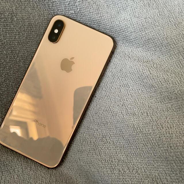 Apple(アップル)のiPhone xs スマホ/家電/カメラのスマートフォン/携帯電話(スマートフォン本体)の商品写真