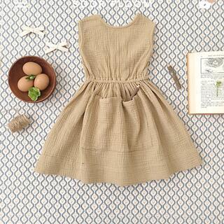 Caramel baby&child  - soor ploom  Orla Dress 4y