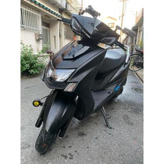 ヤマハ - シグナスx 5型