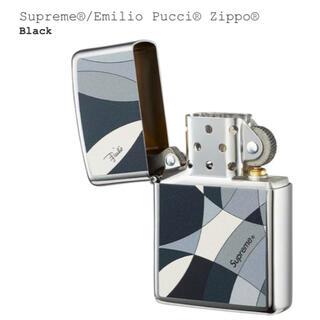シュプリーム(Supreme)の新品未使用 Supreme Emilio Pucci Zippo シュプリーム(タバコグッズ)