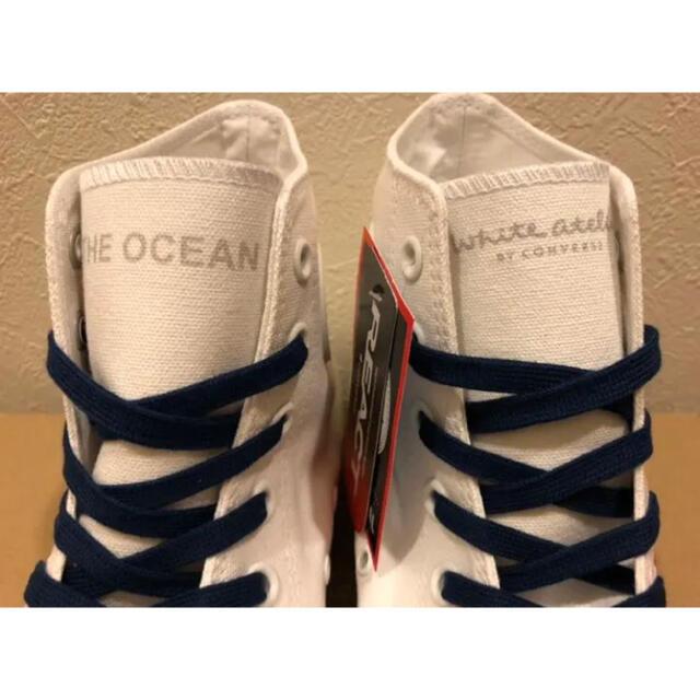 CONVERSE(コンバース)のコンバース オールスター オールホワイト ハイカット メンズの靴/シューズ(スニーカー)の商品写真