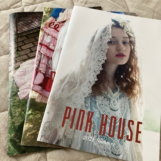 PINK HOUSE - PINKHOUSE  カタログ  3冊