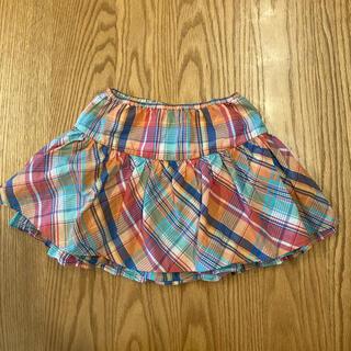 ポロラルフローレン(POLO RALPH LAUREN)のアパレル@すう様専用 ラルフローレンスカート&GAPつなぎ(スカート)