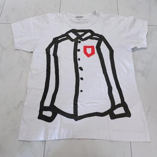 コムデギャルソン(COMME des GARCONS)のコムデギャルソン POCKET Tシャツ ブラックコムデギャルソンTシャツ(Tシャツ(半袖/袖なし))