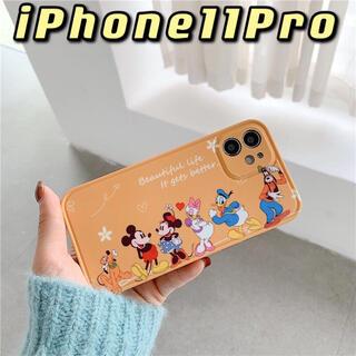 ディズニー(Disney)の新品 iPhone11pro ケース カバー ディズニー ミッキー ミニー(iPhoneケース)