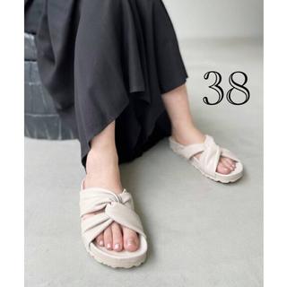 L'Appartement DEUXIEME CLASSE - アパルトモン【PLAKTON/プラクトン】Comfort SANDAL 38