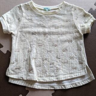 トッカ(TOCCA)のトッカ トップス 100cm(Tシャツ/カットソー)