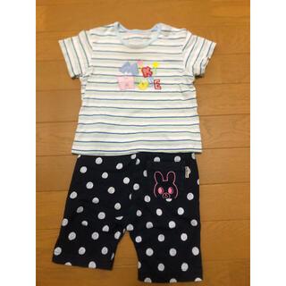 ミキハウス(mikihouse)のミキハウス 80セット(Tシャツ)