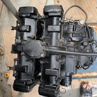 スズキ(スズキ)のGSX400FS 不動エンジン(その他)