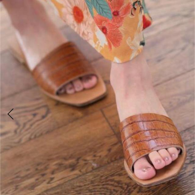 FABIO RUSCONI(ファビオルスコーニ)のFABIO RUSCONI   レディースの靴/シューズ(サンダル)の商品写真