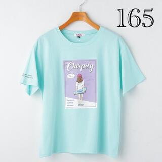 PINK-latte - 新作 完売品 ピンクラテ Tシャツ 165