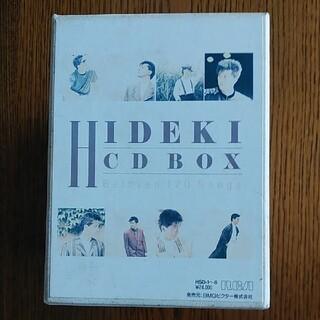 西城秀樹 HIDEKI CD BOX Beloved 120Songs