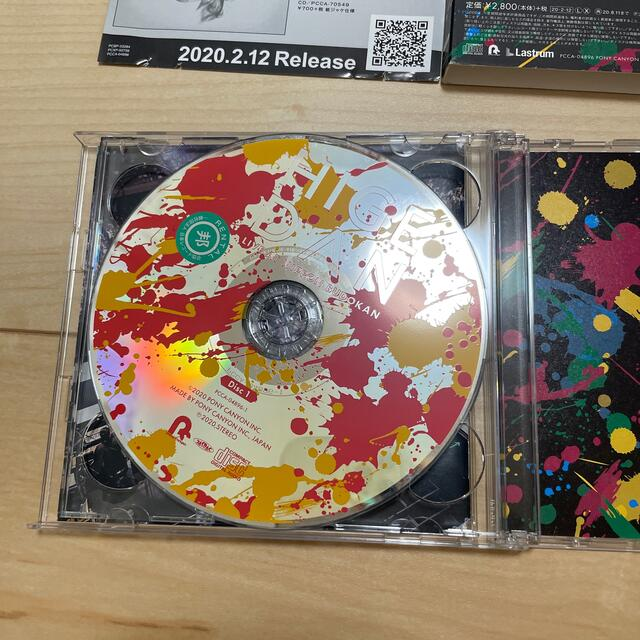 PONY(ポニー)のOfficial髭男dism one-man tour 2019@日本武道館 エンタメ/ホビーのCD(ポップス/ロック(邦楽))の商品写真