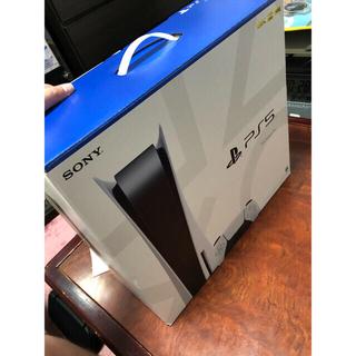 PlayStation - 新品未開封 SONY PlayStation5 CFI-1000A01 PS5