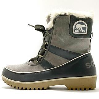ソレル(SOREL)のソレル ショートブーツ CM 25 レディース -(ブーツ)