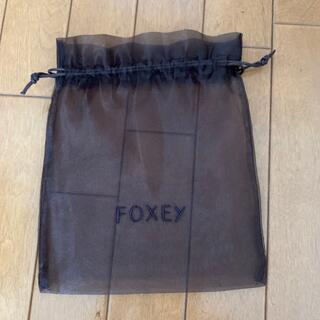 フォクシー(FOXEY)の【非売品】フォクシーFOXEYチュールのポーチ(ノベルティグッズ)