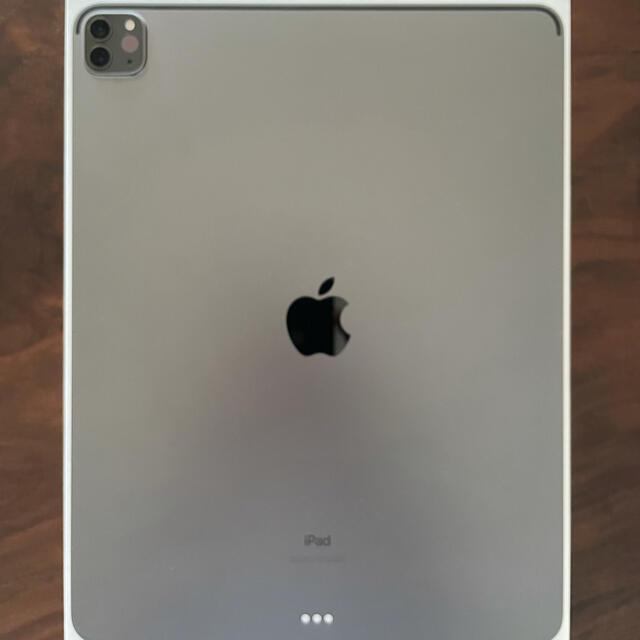 iPad(アイパッド)のiPad Pro 12.9インチ 第4世代 Wi-Fi 256GB  2020年 スマホ/家電/カメラのPC/タブレット(タブレット)の商品写真