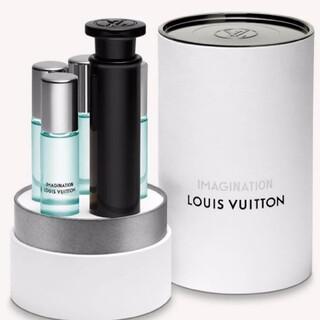 ルイヴィトン(LOUIS VUITTON)の✩.*˚ルイヴィトン香水 イマジナシオン最新作トラベルスプレー✩.*˚(ユニセックス)